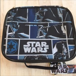 Star Wars Bags - New with tags STAR WARS Lunch\ Cooler bag